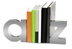 Entre esta A y su Z... Caben todos los libros que necesites.