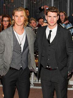 CHRIS & LIAM photo | Chris Hemsworth, Liam Hemsworth
