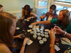 DIY Sachets : using Calamus Root  Lemon Verbena, Lemon Peel,  Calendula, Rosemary, Peppermint, Speamint, Cloves, Thyme, Lavender, Rose Petals, Chamomile