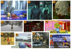 Top 10 Playstation One