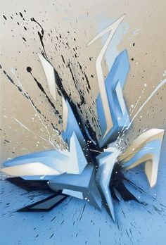 Daim - Graffiti Art