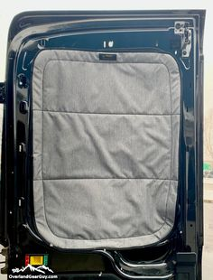 Ford Transit Van Deluxe Insulated Magnetic Rear Door Window Covers – Overland Gear Guy