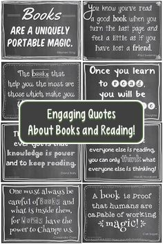 Don't miss this blog post for a chance to peek inside this product . . . 24 meaningful, engaging quotes about books and reading from a diverse mix of authors, speakers, philosophers, entrepreneurs, and leaders! Just print and laminate for a beautiful display for your classroom, library, or office that will inspire your students to read!