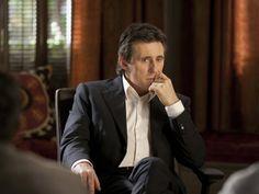 """Gabriel Byrne als Psychotherapeut in der Fernsehserie """"In Treatment"""" #movie #work #film #serie #arbeit"""