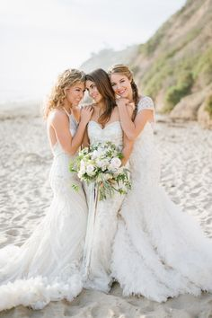 Elegant Coastal Wedding Inspiration in Santa Barbara