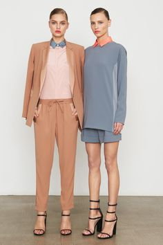 DKNY | Pre-Fall 2014 Collection | Style.com