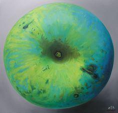 China contemporary art Tian mangzi's utopia---apple world