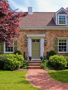 Traditional Exterior Design, Pictures, Remodel, Decor and Ideas - page 7