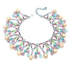 Brania Multicoloured Necklace