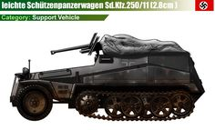 Sd.Kfz.250/11 Alte