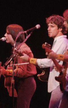 Jackson Browne & Glenn Frey