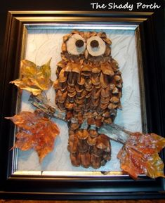 LOVE LOVE LOVE this!!! must make this!!! (now if only i had pinecones)