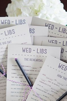 Fun Engagement Party Games Your Guests Will Want to Play - mywedding Wedding Mad Libs, Free Wedding, Wedding Wishes, Diy Wedding, Wedding Ideas, Cricut Wedding, Wedding Things, Gold Wedding, Wedding Details
