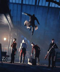 Assassin's Creed: Syndicate Recensione PC, Xbox One - SpazioGames. Assassins Creed Jacob, All Assassin's Creed, Assains Creed, Cry Of Fear, Vampire Masquerade, Manga Characters, Comic Character, Video Games, Pc Games