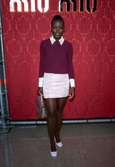 Le look de Lupita Nyong'o