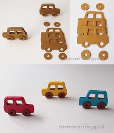 mommo design diy toys cardboard