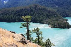 10 Must-See Attractions in Washington State: North Cascades Scenic Highway