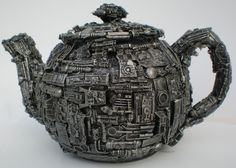Inspiration for next teapot or cookie jar.