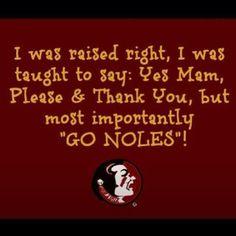 GO NOLES