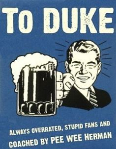 IF YOU HATE DUKE Youll love this funny Bar Sign for UNC Tarheels Terp