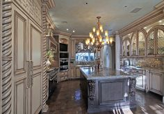 TUSCAN/TRADITIONAL/OLD WORLD CUSTOM FURNITURE QUALITY CABINETRY GALLERIES