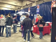 2013 Tribe Fest! Buy this Prize Wheel at http://PrizeWheel.com/products/floor-prize-wheels/big-40-prize-wheel/.
