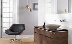 Legato | Villeroy & Boch | Bathrooms | Santana Oak