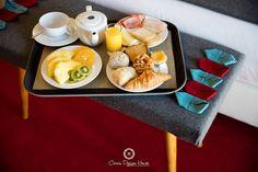 Aqui todas as manhãs começam com um bom pequeno-almoço. E você? | Every morning begins with a good breakfast. What about you?