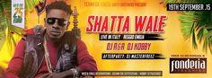 #shatta #wale #livemusic supported by #suprestaff #dimitrimazzoni sabato 19 settembre