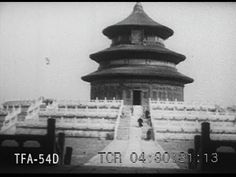 The old China before WW2: From Mongolia to Beijing. - YouTube
