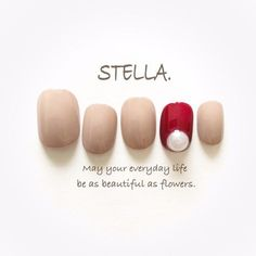 We all want beautiful but trendy nails, right? Sexy Nails, Love Nails, Fun Nails, Pretty Nails, Basic Nails, Simple Nails, Colorful Nail Designs, Simple Nail Designs, French Nails