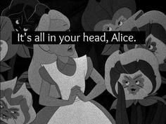 #AliceInWonderland