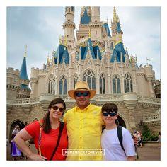 Back Cover of Disney/Universal photobook