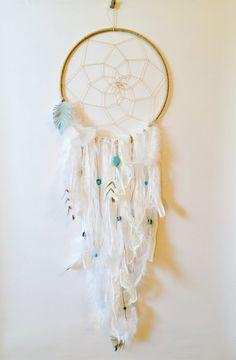 The Pocahontas Dream Catcher or Dreamcatcher/ by 54UniqueBoutique