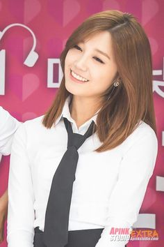 Can I just say she's super cute!! I want to see her in more dramas! - Jung Eun Ji
