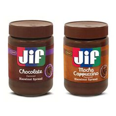 If Jif, Nutella, and Coffee had a three way, and then twins were born....and it's AWESOME