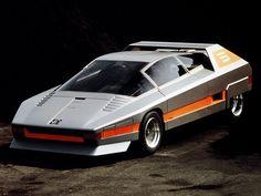 1976 Alfa-Romeo Navajo Concept.