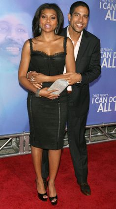 """Taraji-P-Henson, they dated while making the movie """"I can do bad all by myself"""""""
