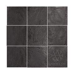 Magma Black 12 x 12