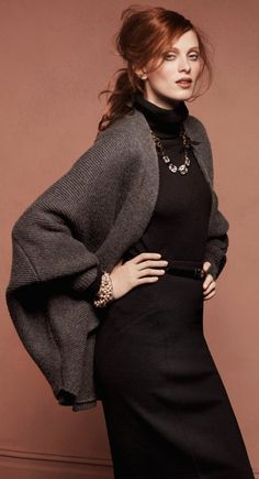 """Ann Taylor - fall style. - Thanks, Ruth, (this was my vision for this board) - a stunning and classic look - that never goes out of style, at a """"pretty"""" affordable price. If it lasts many seasons, then the price becomes arbitrary."""