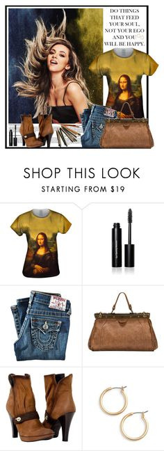"""""""Mona Lisa Smile"""" by leegal57 ❤ liked on Polyvore featuring Bobbi Brown Cosmetics, True Religion, Emili and Nordstrom"""
