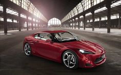 Toyota FT 86 Concept