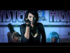 Ewa Farna - Monster High (official video) - YouTube