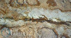 Kitchen - Persian Brown Granite - CloseUp View