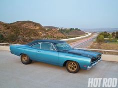 1969 Plymouth Satellite - Mom gave me her '68 green Satellite (in 1976) when she bought her Monte Carlo.
