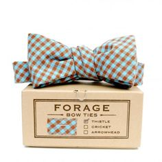 Clove Bow Tie by FORAGE Haberdashery for Men