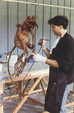 Model making Salacious Crumb