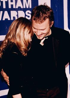 Michelle Williams & Heath Ledger