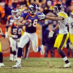 SnapWidget | #TBT Visit DenverBroncos.com to view photos from all of the #Broncos' postseason wins in team history.