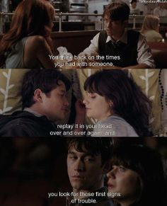 Over and over again... - 500 days of Summer